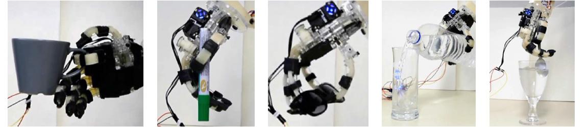 OPENBIONICS: Robotic and Bionic Hands